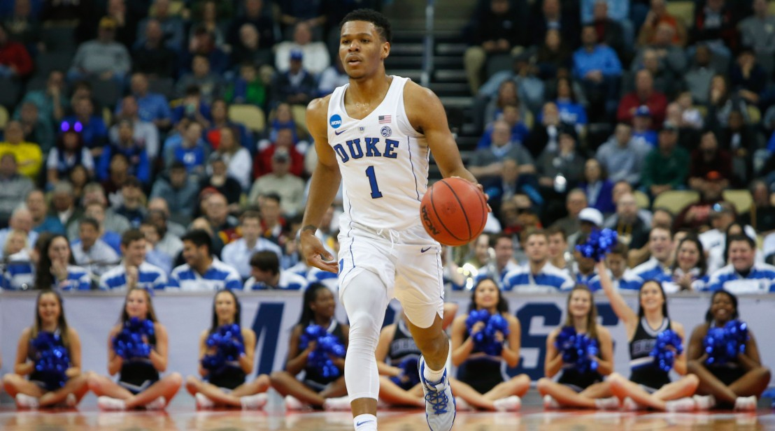 Trevon Duval Signs with Houston's Summer League Team