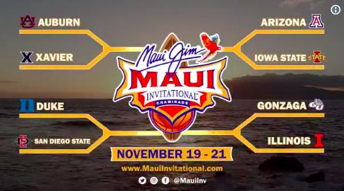 Maui Invitational BracketSet
