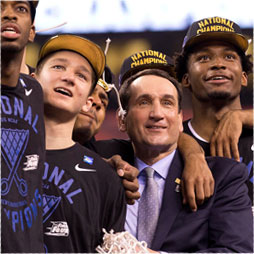 Coach K Speaks Out on NCAAReforms
